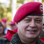 Le président de l'Assemblée nationale vénézuélienne soupçonné de trafic de drogue