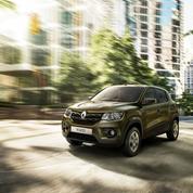 Renault Kwid, un mini crossover urbain à 5.000 euros