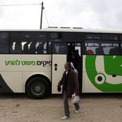Nétanyahou empêche une interdiction de bus aux Palestiniens