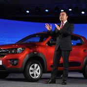 Renault repart à l'offensive avec une voiture ultra «low cost»