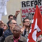 Réforme du collège: «Les profs en grève doivent se serrer les coudes face à la menace»