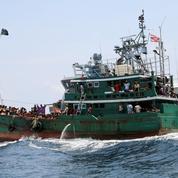 Début de solution pour les migrants perdus en mer d'Andaman