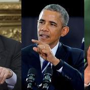 Sarkozy, Berlusconi, Mitterrand: être détesté… pour être élu!