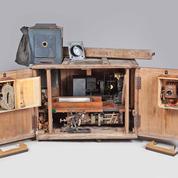 L'odyssée du premier appareil de cinéma parlant