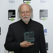 Laszlo Krasznahorkai reçoit le Man Booker International Prize