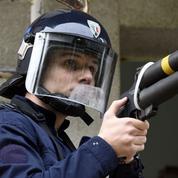 La police des polices préconise l'abandon du flash-ball