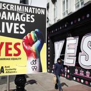 Les Irlandais votent pour l'ouverture du mariage aux homosexuels