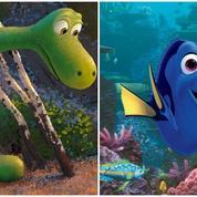 Disney et Pixar, cinq films d'animation à venir