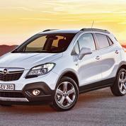 Mokka, le SUV d'Opel silencieusement savoureux