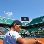 Nadal, Djokovic, Gasquet: les tocs des stars de Roland-Garros