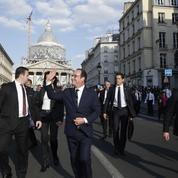 Le président normal au Panthéon