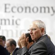 Hôte du G7, l'incontournable Wolfgang Schäuble plus intransigeant que jamais