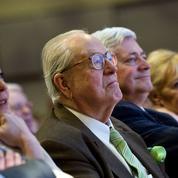 FN : deux dirigeants proches de Jean-Marie Le Pen écartés
