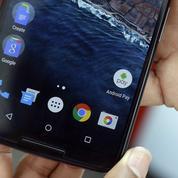 Photos, paiements, reconnaissance digitale : Google dévoile le futur Android