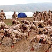 Irak : devant Mossoul, une milice sunnite contre Daech