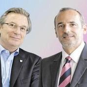 Stade-Français-Racing, c'est aussi l'échange «musclé» entre deux présidents