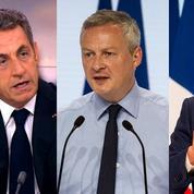 Nicolas Sarkozy efficace, Bruno Le Maire présidentiable, Alain Juppé surestimé