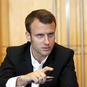 Macron: «La France peut faire émerger des champions du numérique»