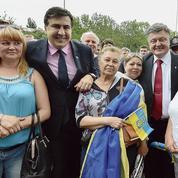 L'ex-président géorgien, ennemi juré de Moscou, nommé gouverneur en Ukraine