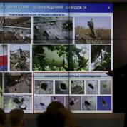 Crash du MH17: un missile fabriqué en Russie a abattu le Boeing