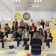 Le Hub de la BPI favorise l'open innovation