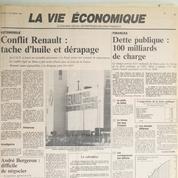 Le Figaro économie ,30 ans d'adaptations et de bonheur économique partagé