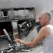 Ukraine: violents combats dans le Donbass