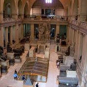 Égypte: deux employés arrêtés pour vol d'antiquités