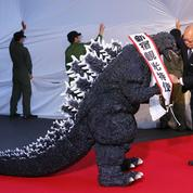 Godzilla devient citoyen japonais