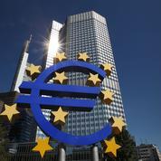 Nouvelle envolée des taux d'intérêt dans la zone euro