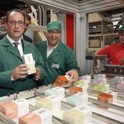 François Hollande aux ex-Fralib : «Je vous condamne à réussir»