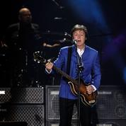 Paul McCartney: «Je suis heureux de retrouver la belle France»