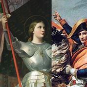 Napoléon, Jeanne d'Arc, Louis XIV, de Gaulle et... Coluche : pourquoi sont-ils aussi populaires?