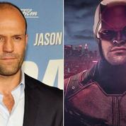 Jason Statham, pressenti pour jouer l'ennemi juré de Daredevil