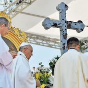 Le pape François inquiet du «climat de guerre»