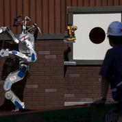 La Corée du Sud remporte un grand concours de robots humanoïdes
