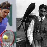 Lettre de Roland Garros à Roger Federer