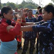 Népal : des cours d'autodéfense pour des femmes réfugiées