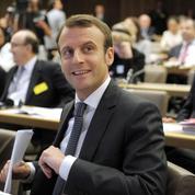 Emmanuel Macron trace sa voie à gauche, hors du PS