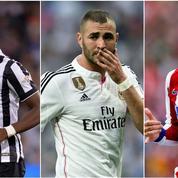 Trois Français parmi les vingt joueurs de football les plus valorisés de la planète