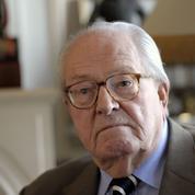 Jean-Marie Le Pen visé par une enquête pour blanchiment de fraude fiscale