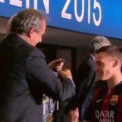 Ligue des champions : un Barcelonais doit rendre sa médaille