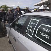 L'État et les taxis face à la stratégie de pirate d'Uber
