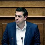 Grèce : sans accord, Tsipras redoute «la fin de la zone euro»