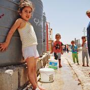 Irak: un an après la prise de Mossoul par Daech, le calvaire des réfugiés
