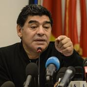 Diego Maradona accuse Michel Platini d'avoir «arrangé 187 matches»
