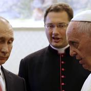 Poutine vient chercher du réconfort en Italie