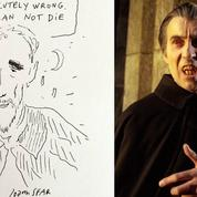 Christopher Lee: Tim Burton, Roger Moore... lui rendent hommage