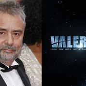 Valérian :Besson veut en faire un blockbuster à la française