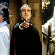 Christopher Lee : sa carrière en 10 films